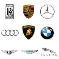 Europe luxury cars rental services (car hire)